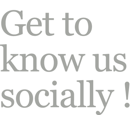 get to know us socially