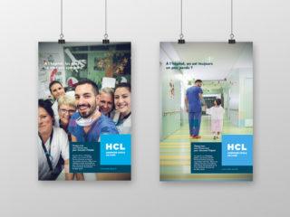 HOSPICES CIVILS DE LYON – Nouveau positionnement, identité et campagne de communication
