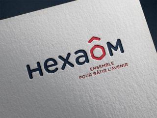 HEXAOM – Positionnement, branding, territoire, manifeste, film de marque, brandbook, outils