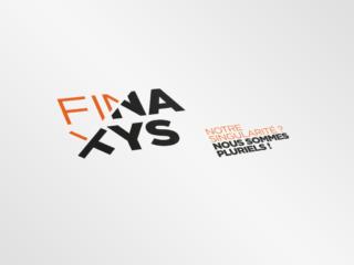 FINAXYS – Branding, territoire de marque, film de marque, making of, site web