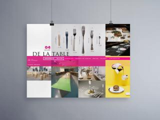 EIFFAGE // CITÉ INTERNATIONALE DE LA GASTRONOMIE – Design d'espace, concept créatif des espaces