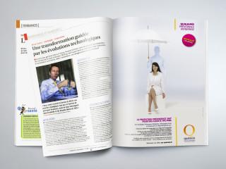 QUATREM – Campagne de lancement produit