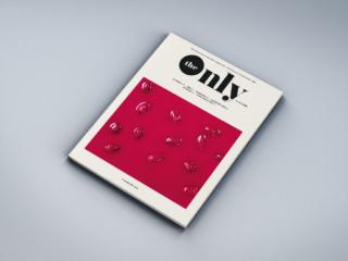 THE ONLY n°6 – Direction de création et concept éditorial