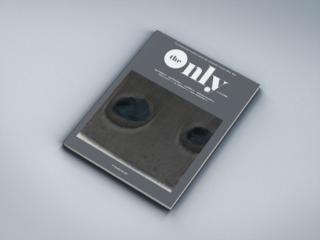 THE ONLY n°8 – Direction de création et concept éditorial