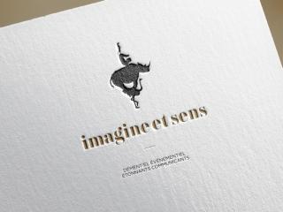IMAGINE ET SENS – Branding, territoire graphique, ligne institutionnelle, site web, film de marque