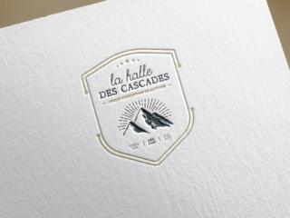 LA HALLE DES CASCADES – Branding, territoire de marque